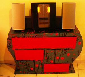 range-disques