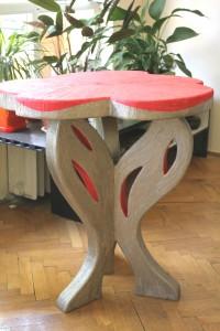 Cardboard furnitures: bar table
