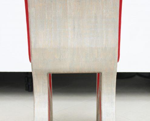 Cardboard furnitures: chairs