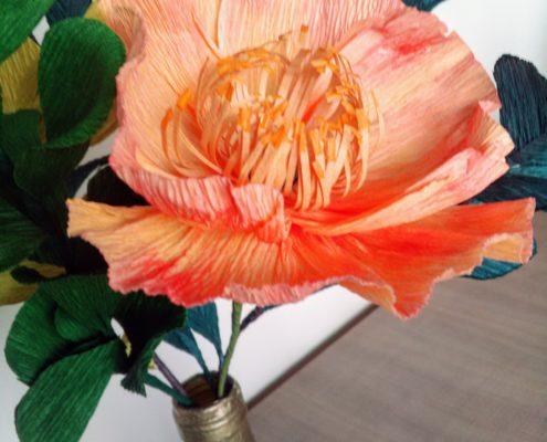 Paper flowers: icelandic poppy